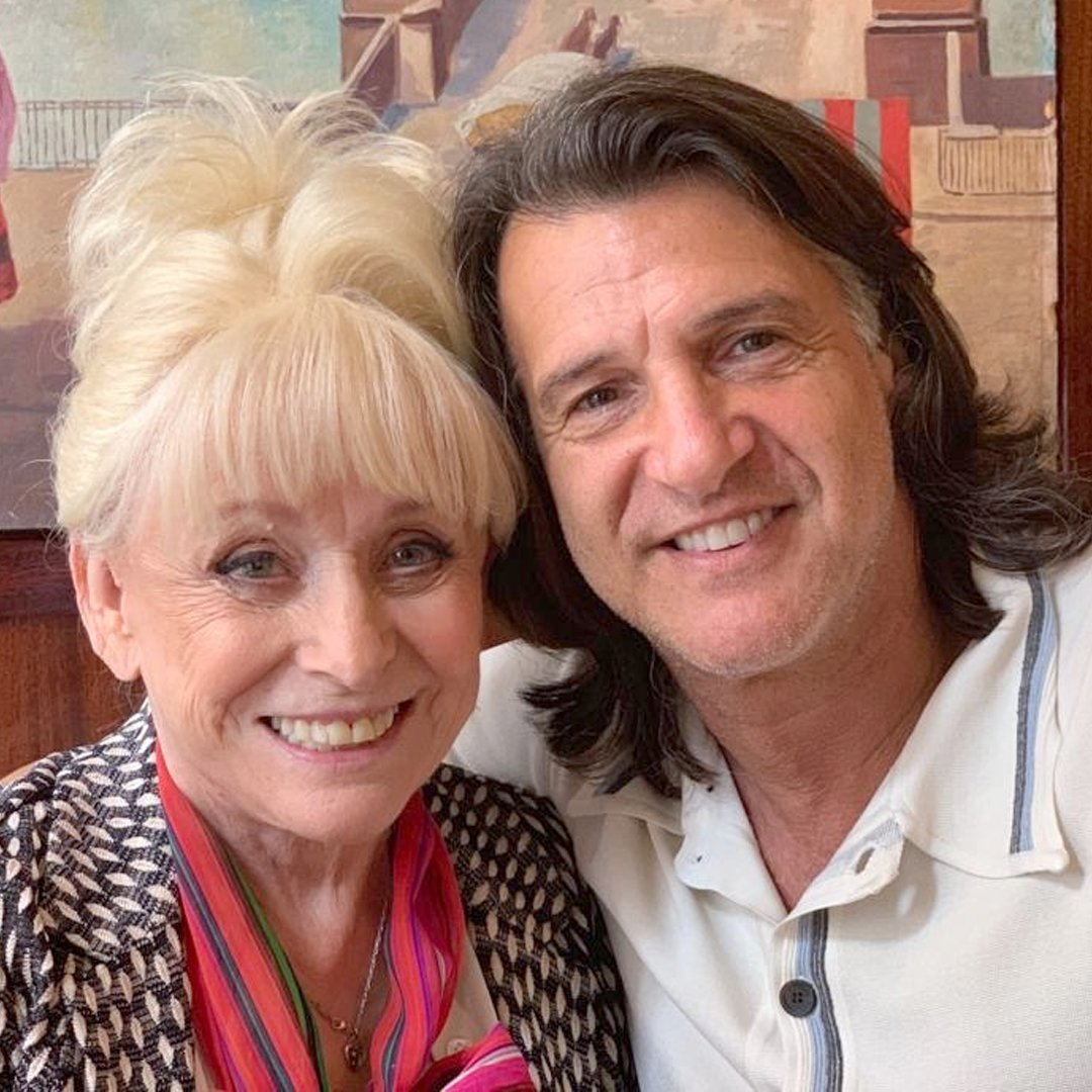 Book of condolence set up in memory of Dame Barbara Windsor by husband Scott