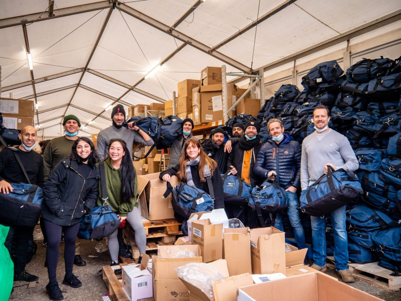 Dominvs Group pledges support to London's homeless this Christmas