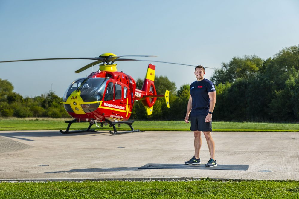 Charity's New Year competition challenges you to save lives