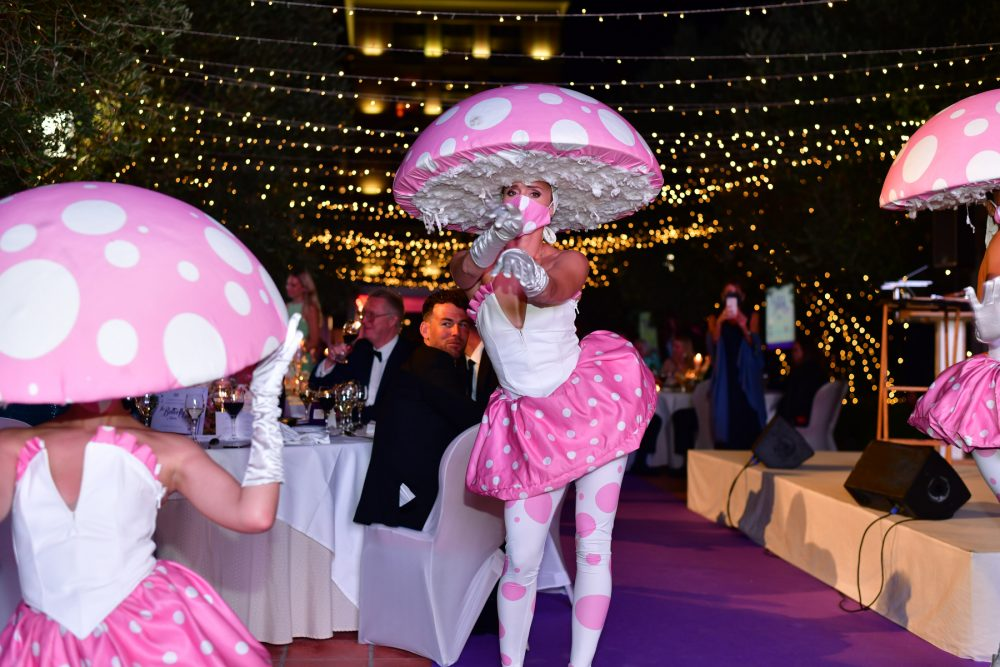 Philanthropists celebrate record-breaking fundraisers at Monaco charity events