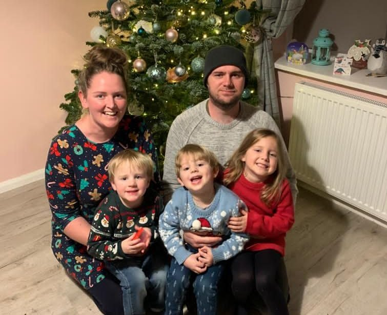 Cheshire dad forgot family & how to talk after brutal Christmas Eve attack