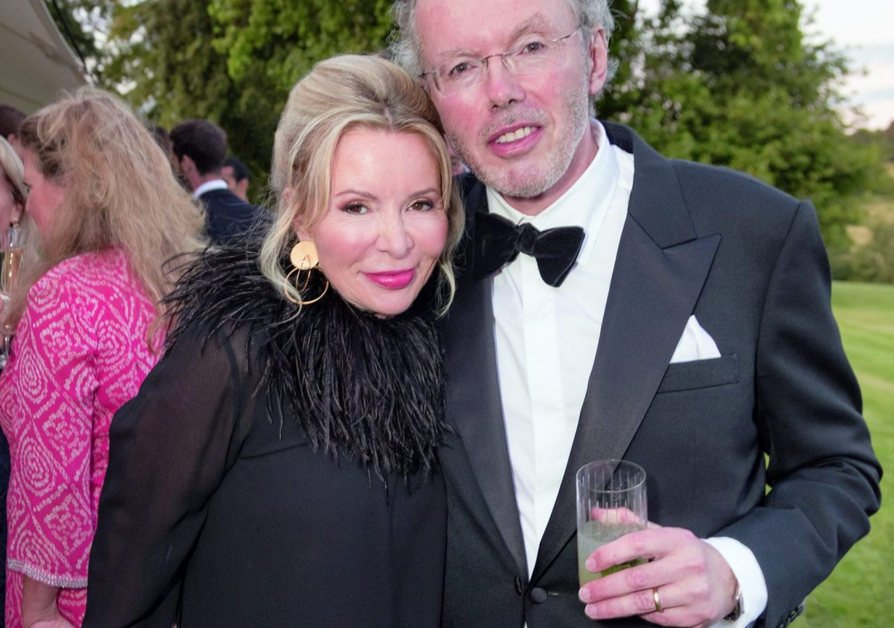 Julia and Hans Rausing give £1m to the homeless and vulnerable for Christmas