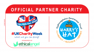 UK Charity Week Fundraising Day: From Harry, to the Harry's HAT charity
