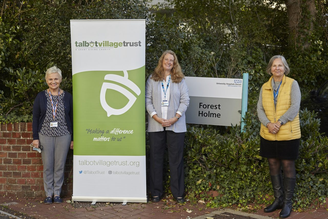 Forest Holme Hospice delivers essential bereavement counselling thanks to grant giving charity