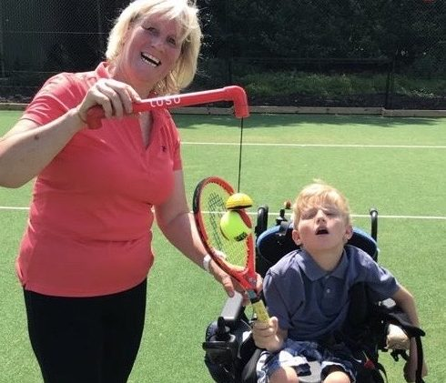 Charity duo help 240 families with disabled children stay active amid COVID restrictions