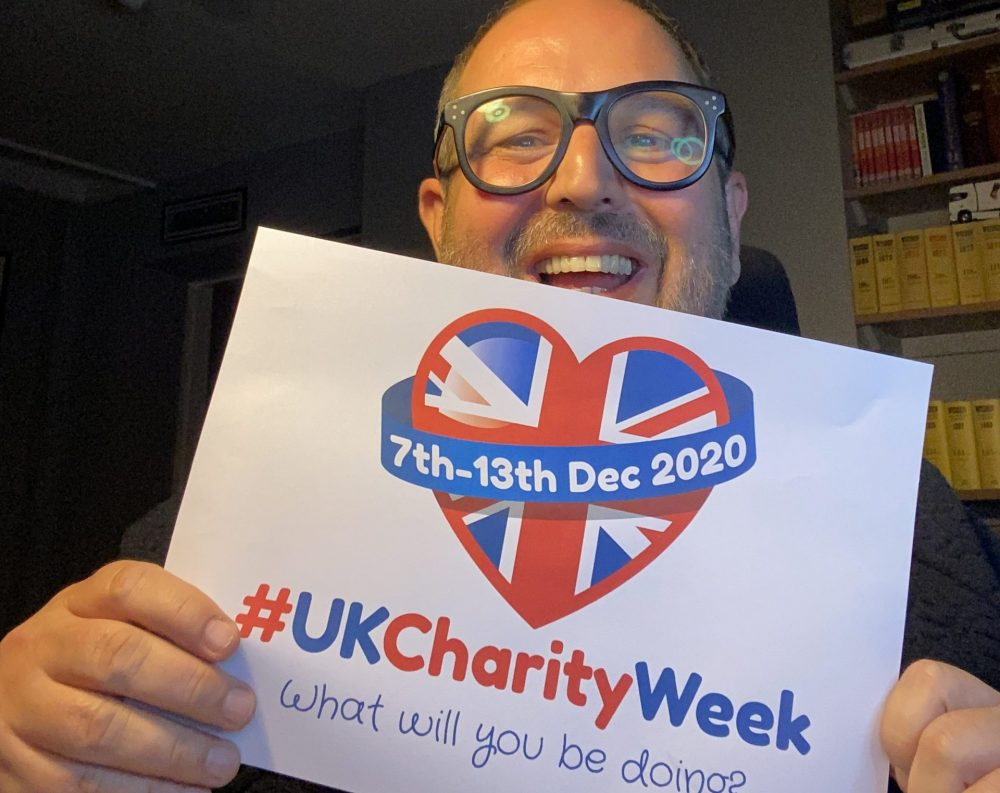During UK Charity Week, Home-Start shine a light on the impact their volunteers have on families in crisis.
