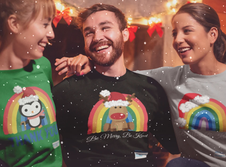 Brands team up with Santa this Christmas to give back to the NHS staff and volunteers