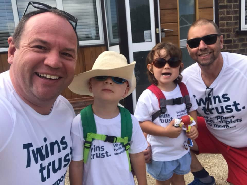 UK Charity Week's Fundraising Day: Twins Trust has most successful event ever