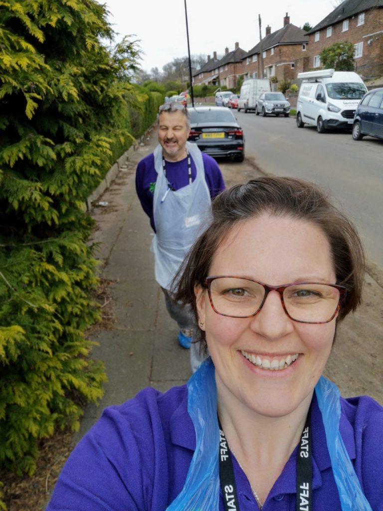Charity's figures highlight frontline role during Sheffield's pandemic fight