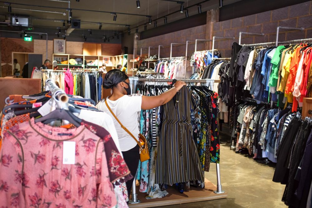 'Give 5' items to sustainably designed charity shop this UK Charity Week