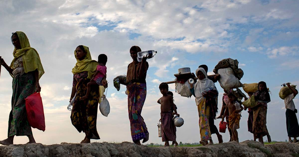 Commission redistributes nearly £200,000 to Rohingya refugees as two trustees are disqualified