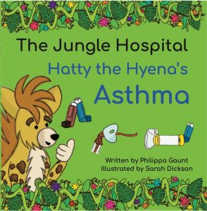 The Great North Children's Hospital Foundation Publishes Children's Book 'Hatty the Hyena'