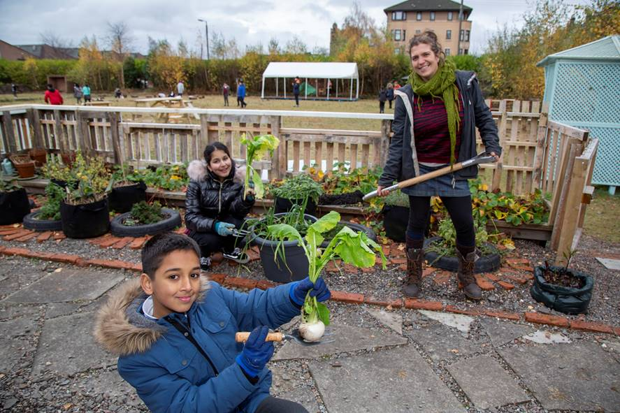Almost £20m in National Lottery funding to support UK communities to tackle climate change