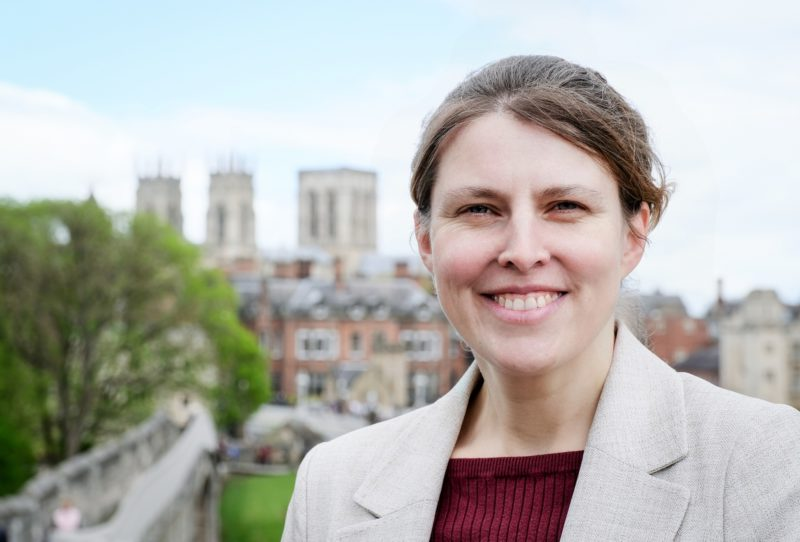 Rachael Maskell MP, Shadow Minister for the Voluntary Sector and Charities, speaks about UK Charity Week
