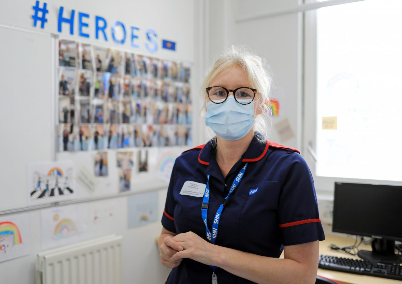 Calderdale and Huddersfield NHS Charity say a huge thank you to NHS Charities Together