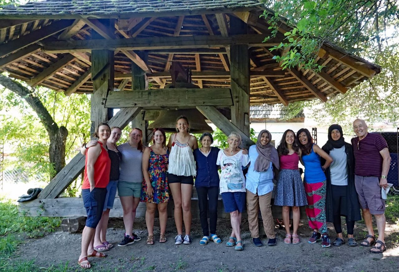 Reflections from two SHARE volunteers Summer 2019