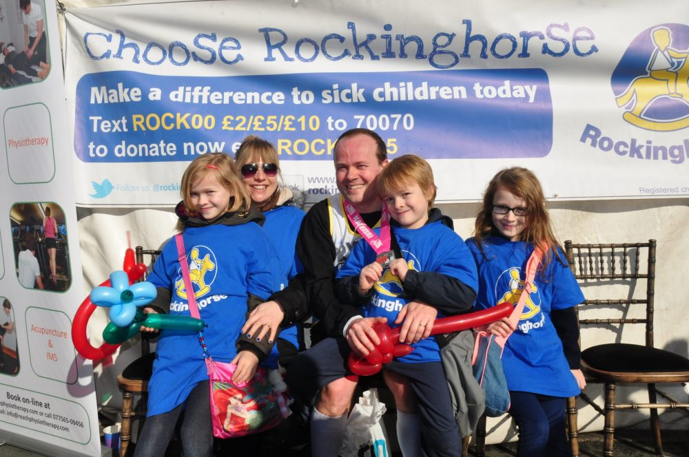 Rockinghorse CEO steps down after 8 years at the helm