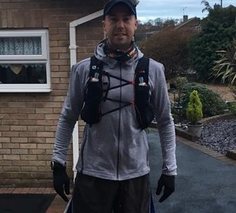 Derby runner takes on a marathon each month to raise funds for local hospice