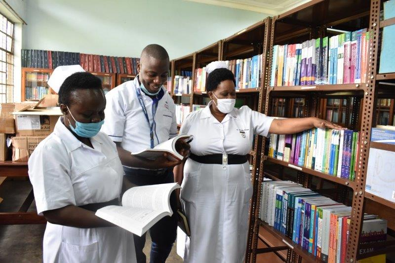 867,567 publisher-donated books sent around the world in 2020