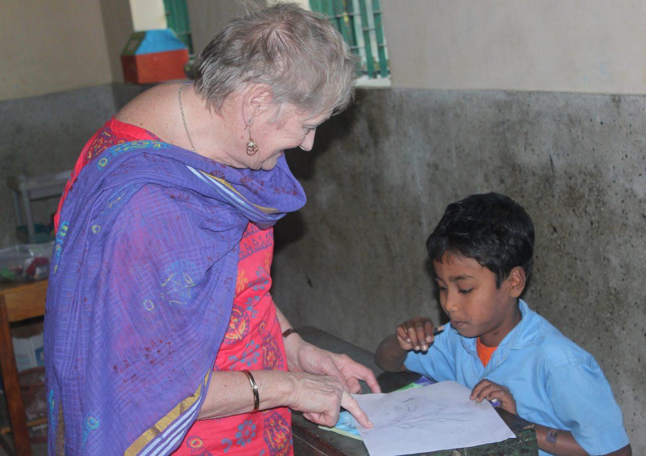 The Sreepur Village: New patron