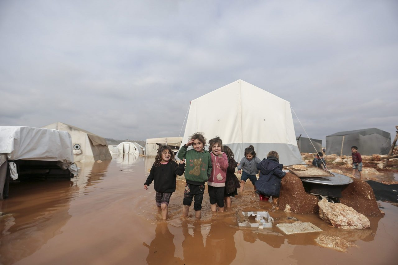 New year brings little hope for children and families in Syria