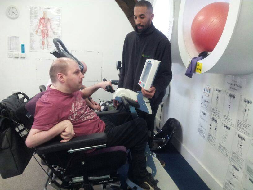 COVID-19 no barrier to East End gym helping disabled people stay fit