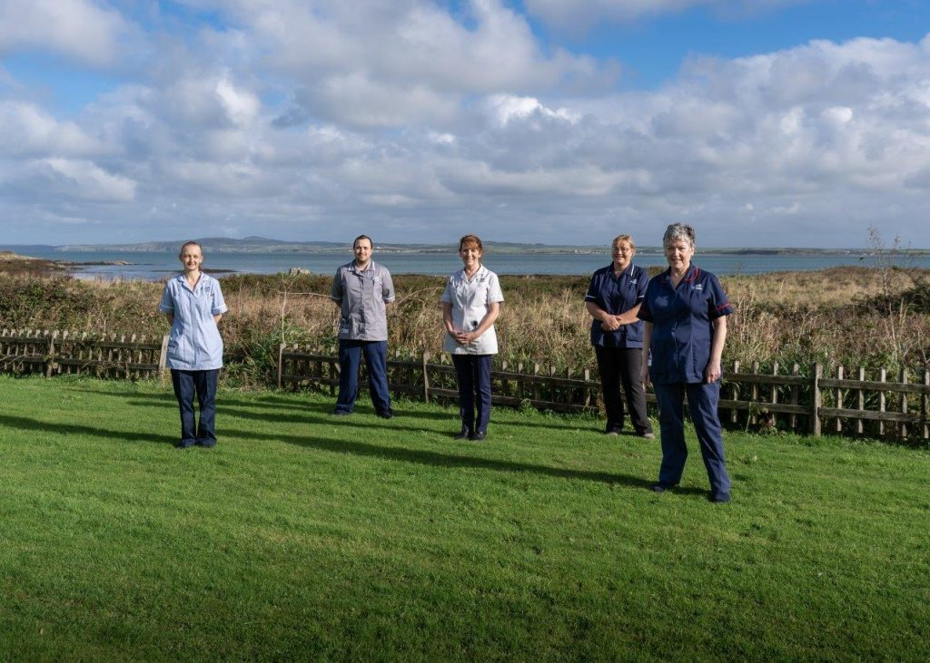 St David's Hospice is opening the first-ever hospice on Anglesey on St David's Day
