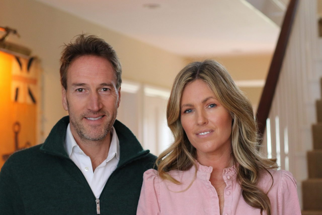 Ben and Marina Fogle launch charity appeal to help other bereaved parents
