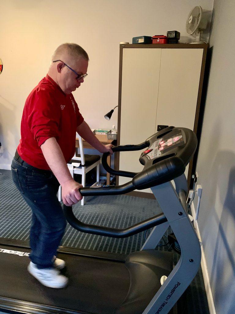 Tonbridge man to walk 1000 miles for charity