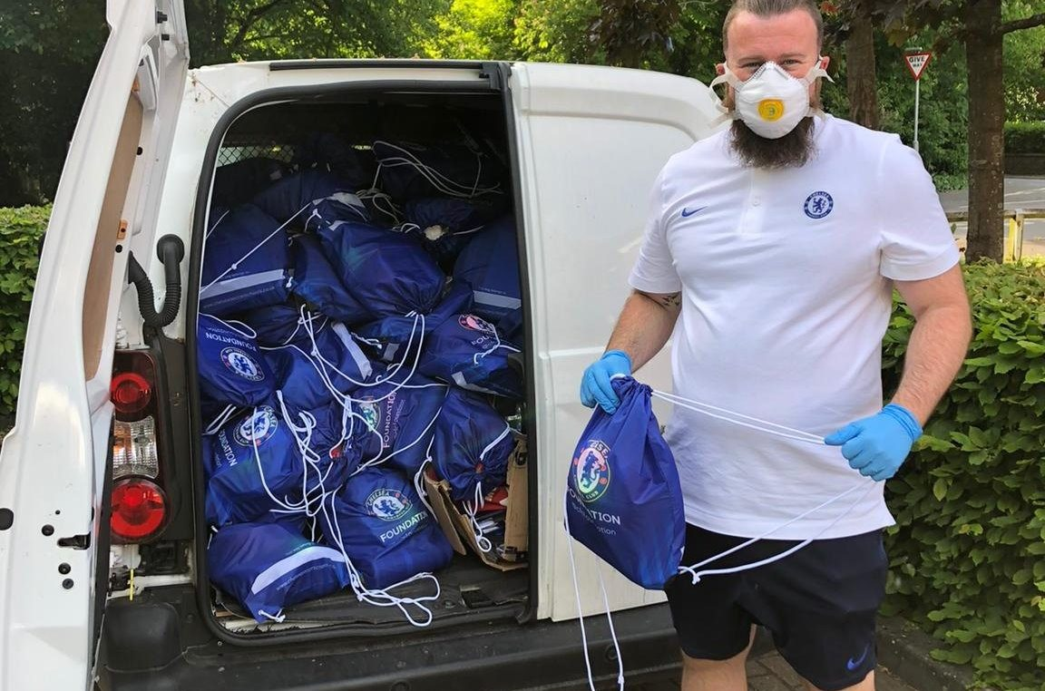 Help the Chelsea Foundation support our communities