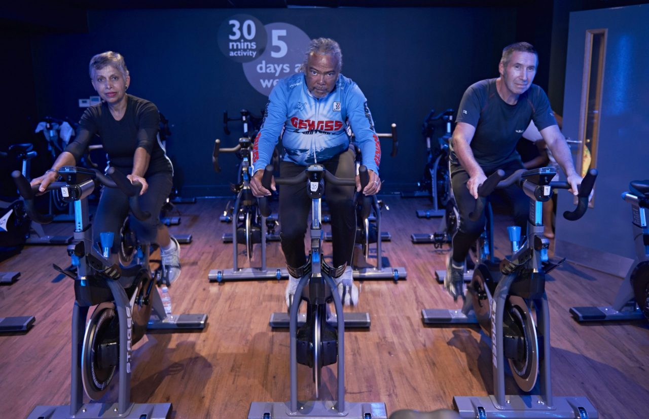 Sport Parkinson's presents new global 'Race The Moon' event to raise funds for Parkinson's charities