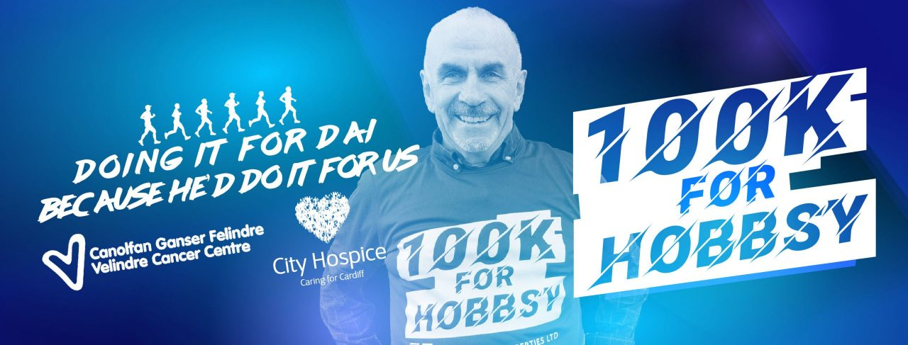 100kForHobbsy challenge to support local hospice charity