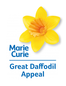 COVID won't wilt Marie Curie's Great Daffodil Appeal