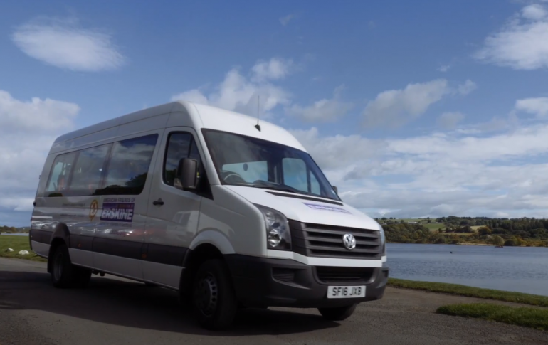 Erskine launches Spring appeal to fund new minibus for Veterans