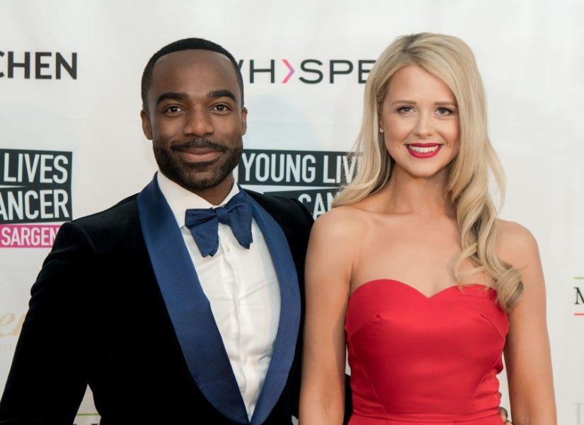 Portia and Ore Oduba become CLIC Sargent ambassadors
