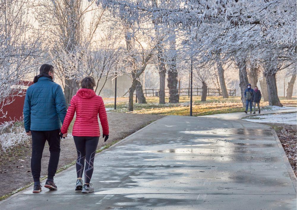 Walking proves a tonic to beat lockdown blues