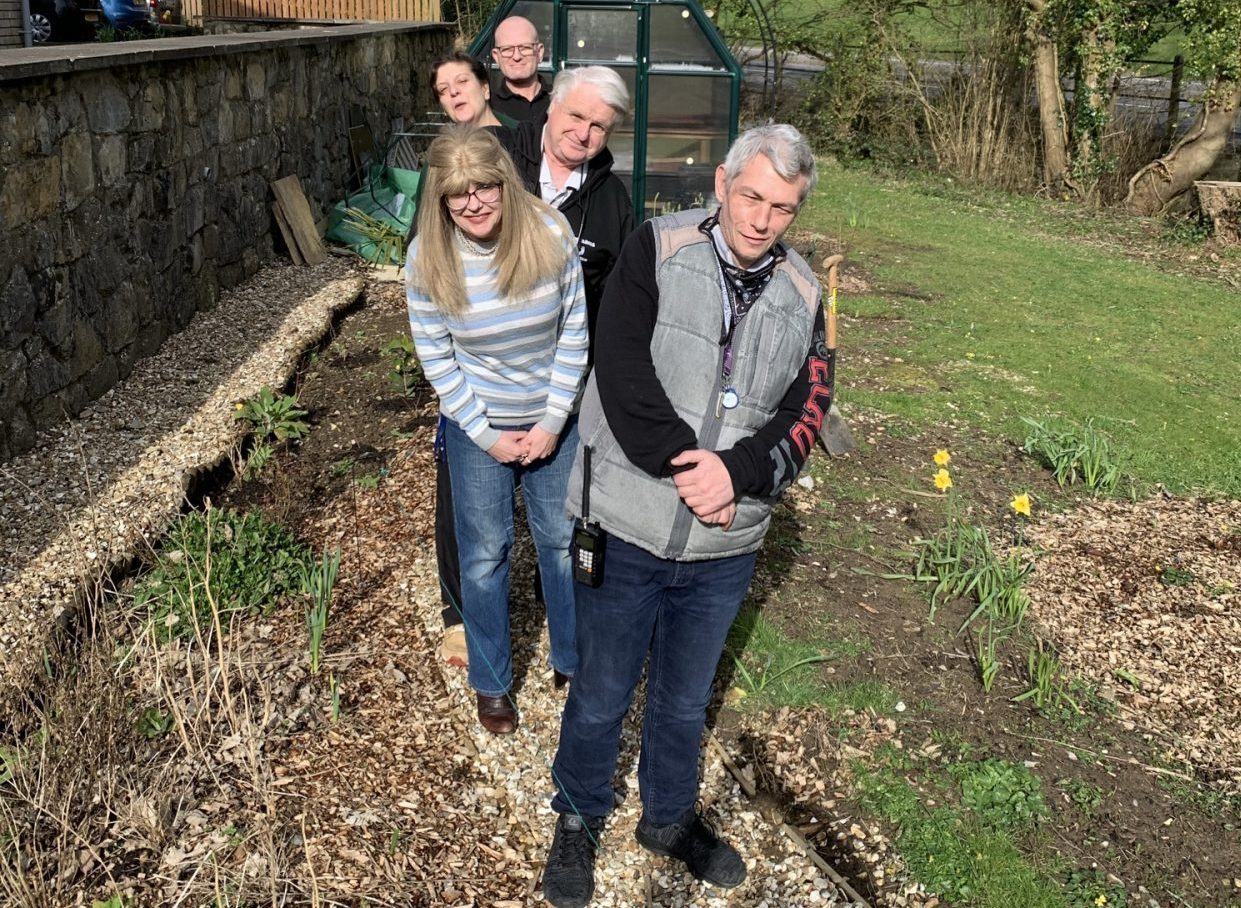 Growing in lockdown with the Keep Wales Tidy scheme