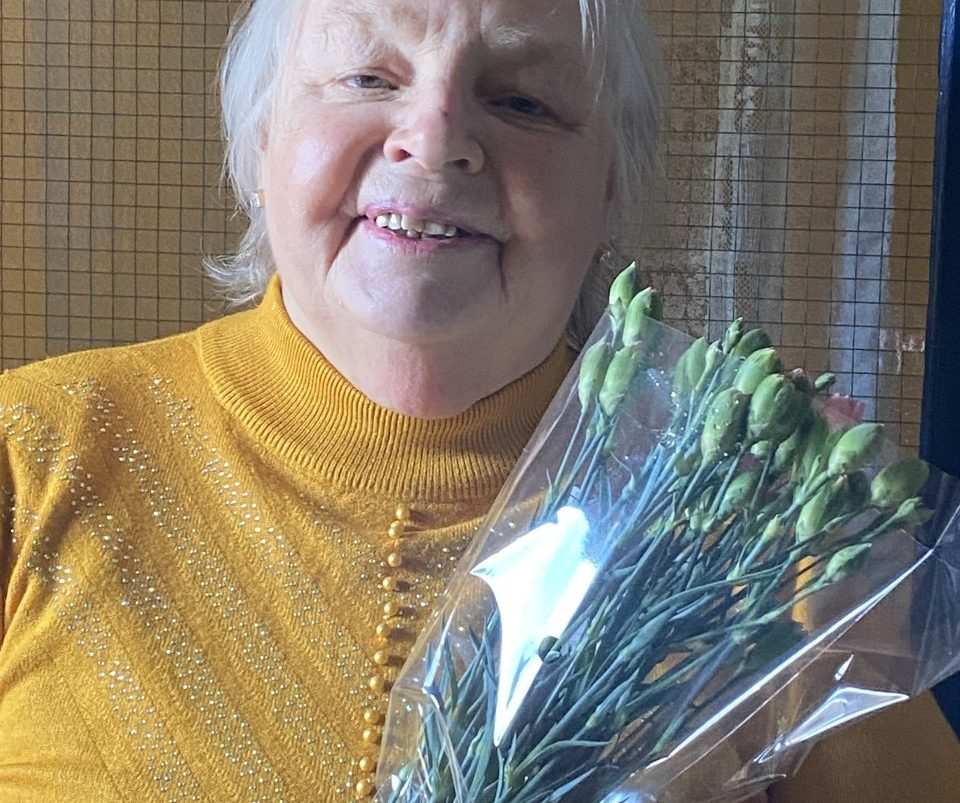 Charity pen pal postcards and telephone chats combat Sheffield widow's loneliness