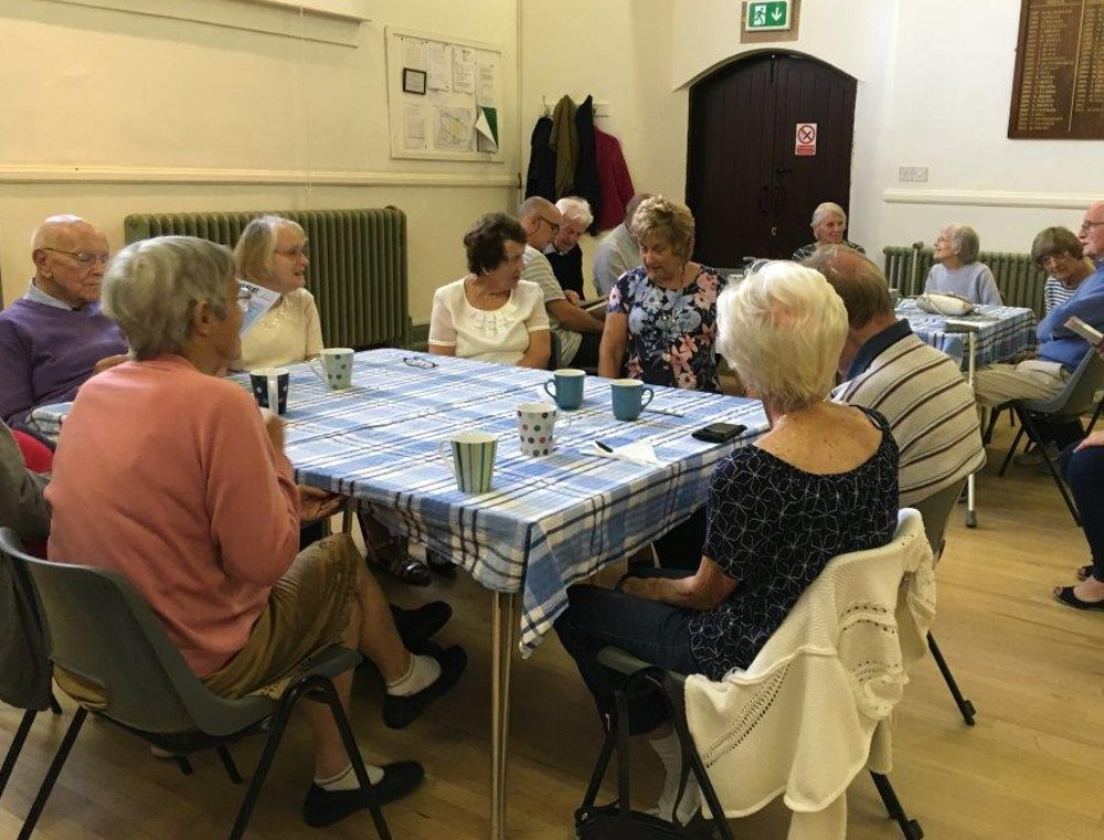 Wetherby charity making plans to resume older persons' café