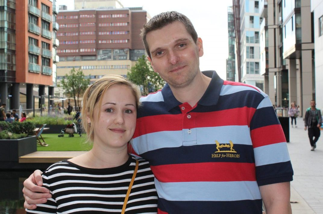 Westminster Bridge attack survivor running marathon for the NHS staff who saved his life