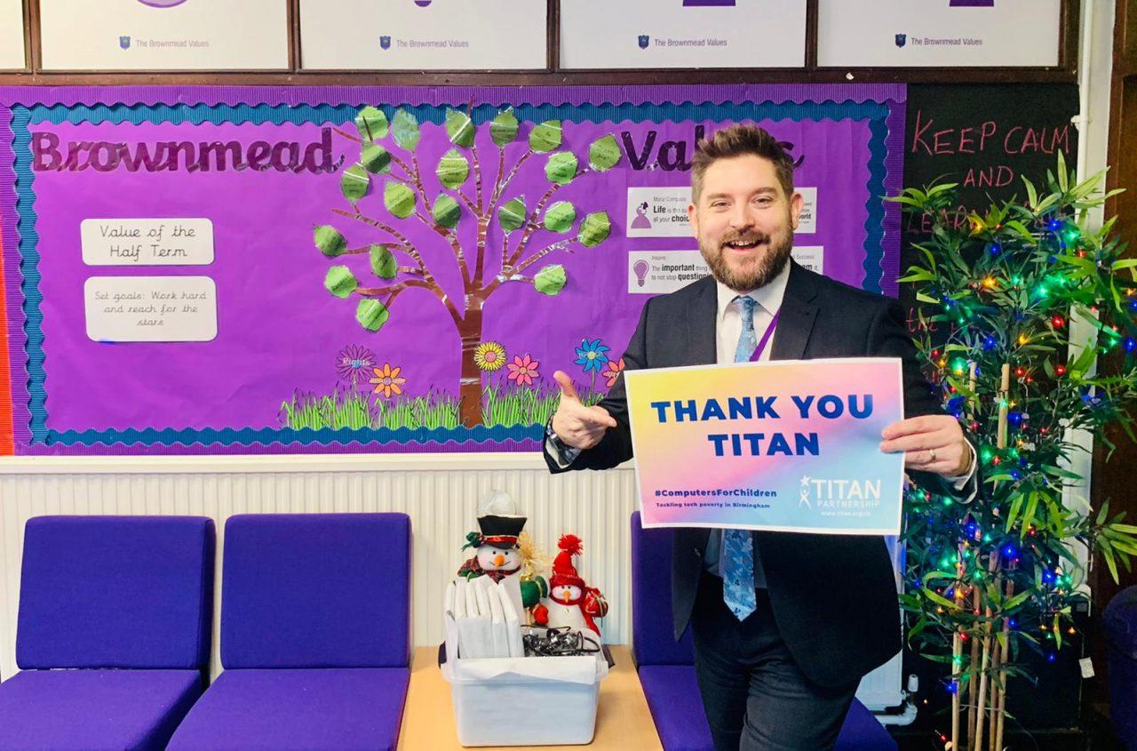 Wesleyan Foundation hits £3m donation milestone