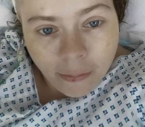 A mum who learned to walk again after brain tumour set to run marathon