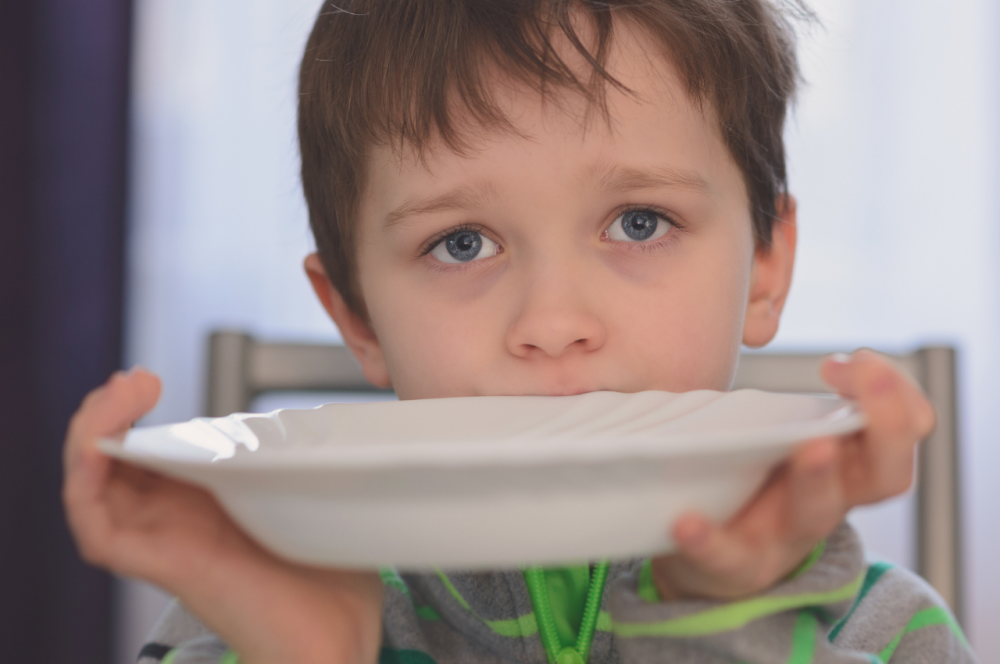 Two-thirds of Barnardo's frontline workers have given food to families of hungry children