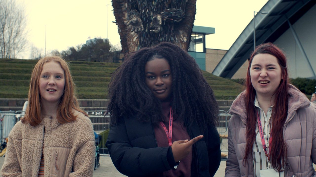 Young people challenge schools in new youth campaign film