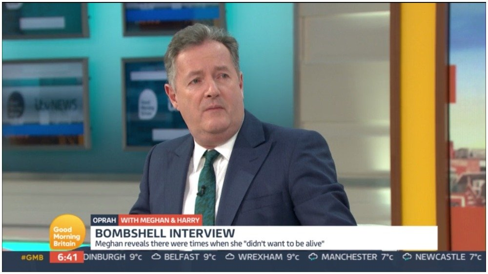 Update: Piers Morgan leaves ITV after his Meghan Markle comments