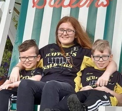 Forces Support funds family respite breaks for bereaved forces children