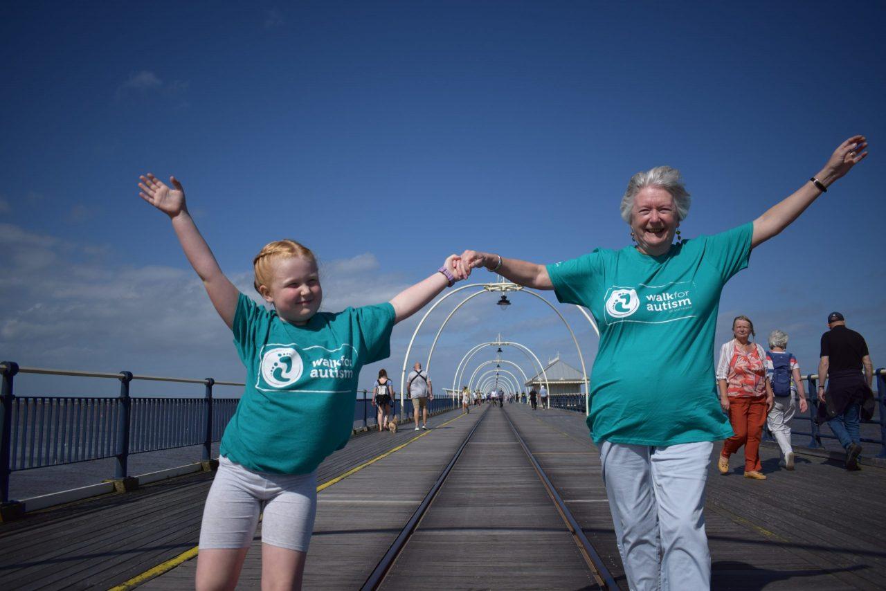Walk for Autism 2021 reaches £100k making it Autism Initiatives' biggest fundraiser