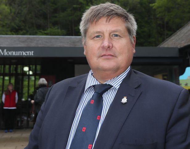 New Treasurer for Veterans Housing Scotland