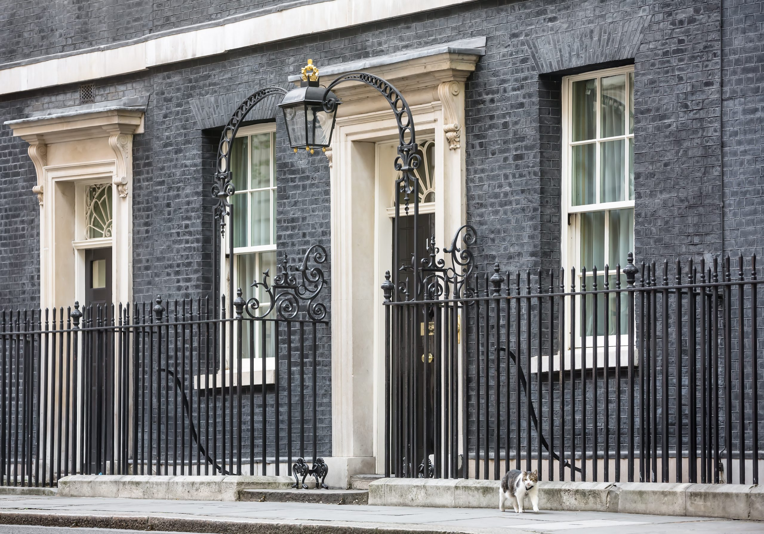 Charity Commission is yet to receive a registration request for 'Downing Street' charity