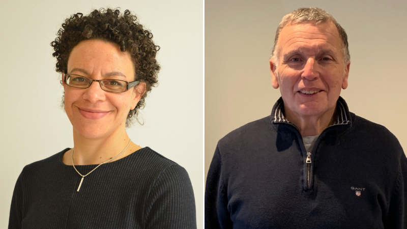 Ashgate Hospicecare welcomes two new Trustees